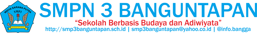 SMP N 3 Banguntapan